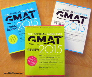 2015 GMAT Official Guides