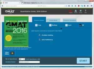 2016 GMAT Quantitative Official Guide
