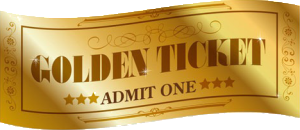 GMAC's Select Section Order Golden Ticket
