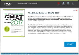 2017 GMAT Official Guide