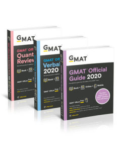 2020 GMAT Official Guides